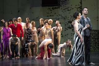Szenenfoto Dido & Aeneas