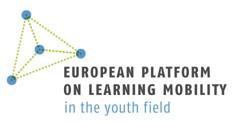 Logo European Platform an learning mobility