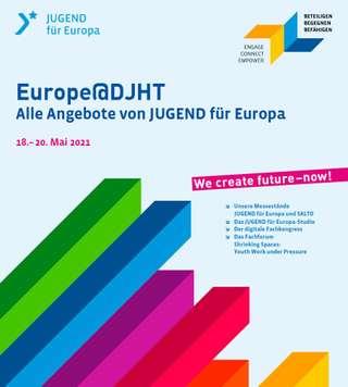JUGEND für Europa - Veranstaltungen im Fachkongress DJHT 2021