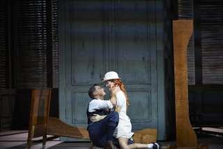 Produktionsfoto: Le nozze di Figaro