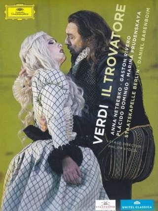 DVD Il trovatore