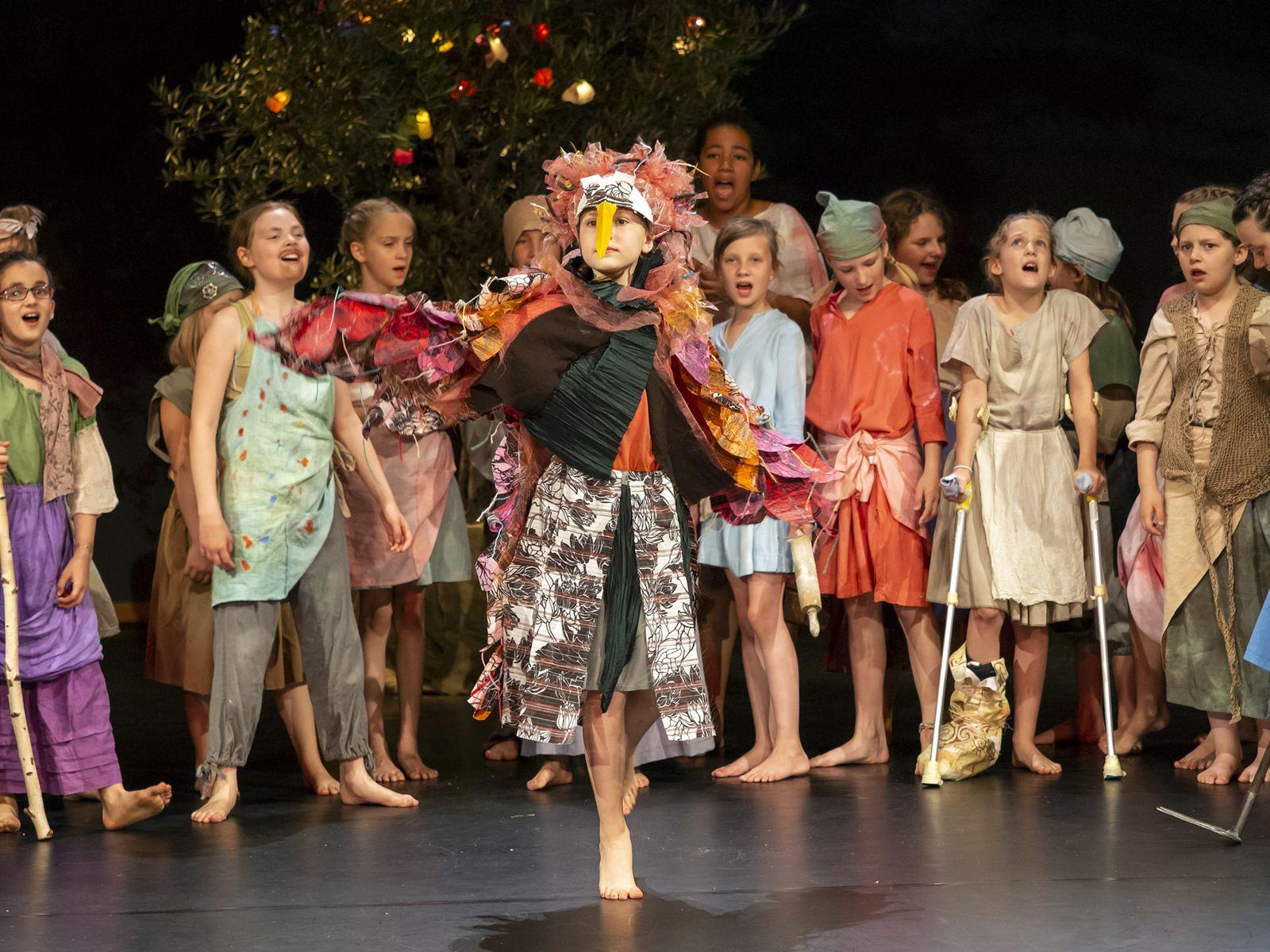 Kinderopernaus Lichtenberg - Der betörende Gesang des Zaubervogels