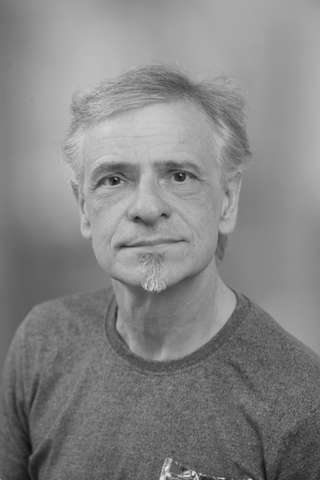 Portrait von Frank Peil